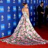 Jennifer Lopez lélegzetelállító volt virágos ruhájában