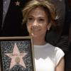 Jennifer Lopez megkapta saját csillagját