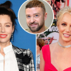Jessica Biel nem érzi fenyegetve magát Britney Spears által