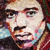 Pengetőkből alkották meg Jimi Hendrixet