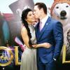 John Cena új szerelmével jelent meg a Dolittle premierjén