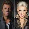 Jon Bon Jovi volt az első férfi, aki összetörte Pink szívét