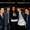 Jordin Sparks & Big Time Rush klippremier!
