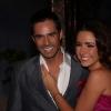 José Ron és Ariadne Díaz Londonban vakációztak
