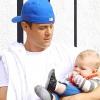 Josh Duhamel fél Los Angelesben felnevelni fiát