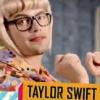 Josh Duhamel kiparodizálta Taylor Swiftet