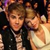 Justin Bieber átveri Taylor Swiftet
