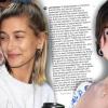 Justin Bieber durván visszaszólt azoknak, akik szerint azért vette el Hailey Baldwint, hogy visszaszerezze Selena Gomezt