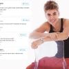 Justin Bieber kihúzta a gyufát a Nirvana-rajongóknál