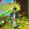 Justin Bieber zöld trutyiban fürdött