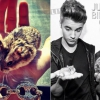 Justin Bieber rajongójára testálta  hörcsögét