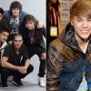 Justin Bieberrel dolgozik a The Wanted