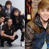 Justin Bieberrel dolgozik a The Wanted