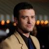 Justin Timberlake golfkocsit lopott