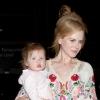 Kalocsai mintás ruhában pompázott Nicole Kidman
