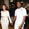 Kanye West meggyőzte Kim Kardashiant, hogy ne adja be a válókeresetet