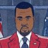 Kanye West szerint Isten kérte meg, hogy elnök legyen