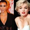Kim Kardashian az új Marilyn Monroe?