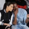 Kanye West több százezres ajándékokat vásárolt Kimnek