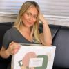 Karanténban van a várandós Hilary Duff
