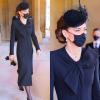 Katalin hercegné eleganciája is téma volt a temetést követően