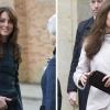 Kate Middleton legszebb várandós öltözékei
