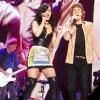 Katy Perry a Rolling Stonesszal lépett fel