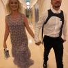 Katy Perryék Joe Jonasékkal fotózkodtak a Louis Vuitton vacsoráján
