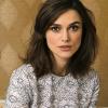 Keira Knightley minden nap vörös rúzst és Chanel ruhákat viselt a karanténban