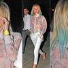 Kékre festette tincseit Kate Bosworth