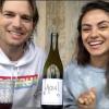 Kellemeset a hasznossal: Mila Kunis és Ashton Kutcher borral gyűjtenek adományokat