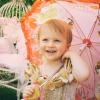 Kelly Clarkson tündéri kislánya hároméves lett – fotók