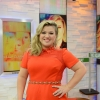 Kelly Clarkson visszavágott azoknak, akik a súlya miatt kritizálják