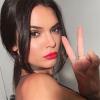 Kendall Jenner megtiltotta a riportereknek, hogy a Pepsiről kérdezzék