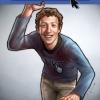 Képregény is készül a Facebook alkotójáról