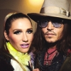 Ke$ha szexelt Johnny Depp-pel