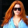 Khloe Kardashian brutális hajszínre váltott
