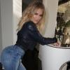 Khloe Kardashian divattörténelmet írt