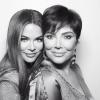 Khloe Kardashian ismét beöltözött az anyjának, döbbenetes a hasonlóság
