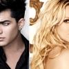 Adam Lambert és Britney Spears a két legszexibb zenei előadó