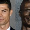 Kijavították Cristiano Ronaldo ocsmány szobrát