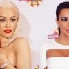 Kardashian és Rita Ora is bugyit villantottak