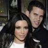 Kim Kardashian és volt férje az ajándékokért harcolnak