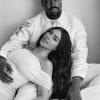 Kim Kardashian ismét Kanye Westről áradozott