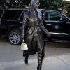 Kim Kardashian ismét nagyon fura szettben parádézott