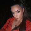 Kim Kardashian még mindig exe nevét használja