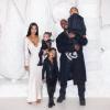 Kim Kardashian megerősítette a pletykákat! Hamarosan hattagúvá bővül Kanye Westtel közös családja