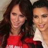 Kim Kardashian önkéntesnek állt