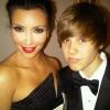Kim Kardashian összejönne Justin Bieberrel