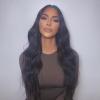 """Kim Kardashian: """"Minden nap sírtam az első terhességem alatt"""""""